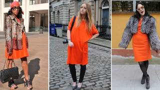 Color Forecast and Trend Report Sneak Preview - Alert Orange