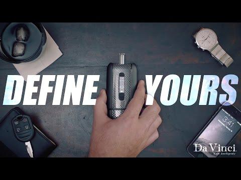 DaVinci Vaporizers – Define Your Ascent / DaVinci™