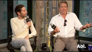 Hugh Grant and Simon Helberg On Florence Foster Jenkins BUILD Series