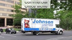 Office Moving Tips from Johnson Storage & Moving