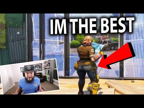 IM THE BEST!! FORTNITE BATTLE ROYALE ONLINE GAMEPLAY #2