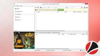 شرح تسريع تحميل ملفات التورنت عن طريق برنامج utorrent