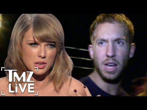 Calvin Harris: Taylor Swift Cheating Song | TMZ Live