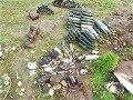 Hidden German WW2 camp found. Insane numbers of artifacts found. ( 1 )