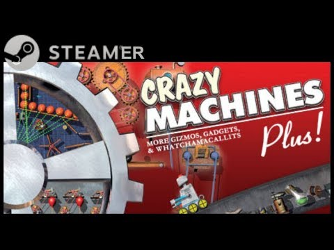 The Steamer - Crazy Machines 1.5 New from the Lab
