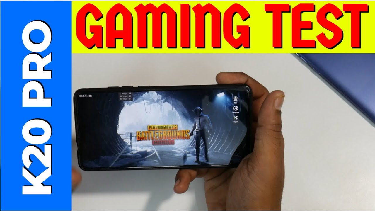 K20Pro Gaming Test | Resurrection Remix 8.6.4 | PUBG Mobile | CODM | AMONG US | FPS & HEATING TESTED