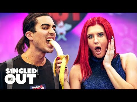 Will This Guy&39;s 🍌 Skills Impress Anyone?  Singled Out  MTV