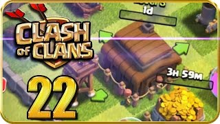 Let's Play CLASH of CLANS Part 22: Rathaus-Upgrade auf Level 4 confirmed!