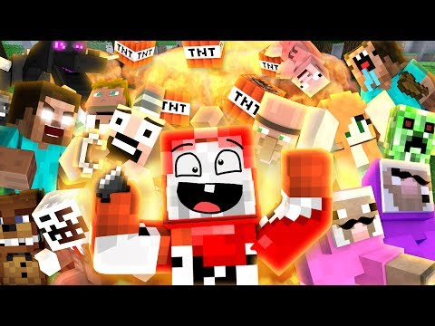 24/7 MINECRAFT LIVE!!! (Best & Funniest Minecraft Machinimas) FULL HD