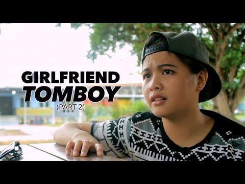 Girlfriend Aku Tomboy 2