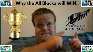 Rugby World Cup 2019: Why the All Blacks will win!