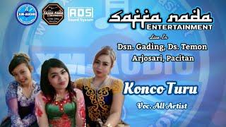 Gambar cover Konco Turu voc. All artist Saffa Nada live in Temon Arjosari Pacitan