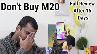 Samsung Galaxy M20 (4GB) Review Videos