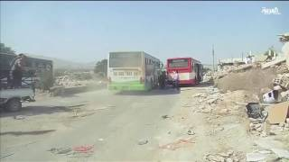 الدور الإيراني في تهجير سكان داريا قسريا