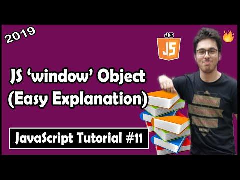 Manipulating Websites Using JS Window Object | JavaScript Tutorial In Hindi #11 thumbnail