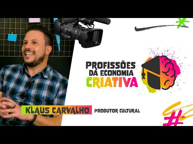 PRODUTOR DE PROJETOS SOCIOCULTURAIS feat. KLAUS CARVALHO | Instituto Saber Social