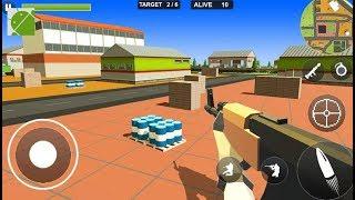 Pixel Battle Royale