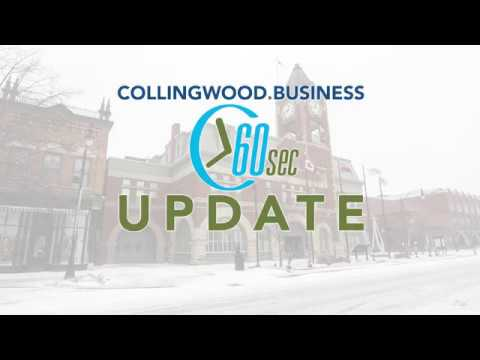 Collingwood.Business 60 Second Update - January 2018