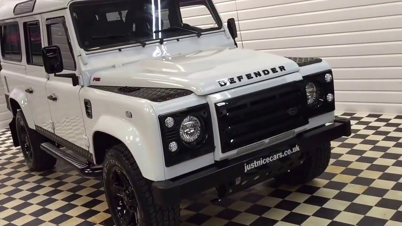 edition heritage rover land news defender autoevolution up for sale