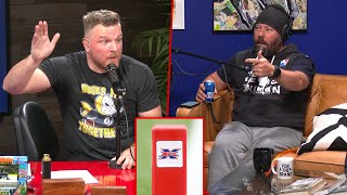 Pat McAfee And Bert Kreisher Fix The XFL