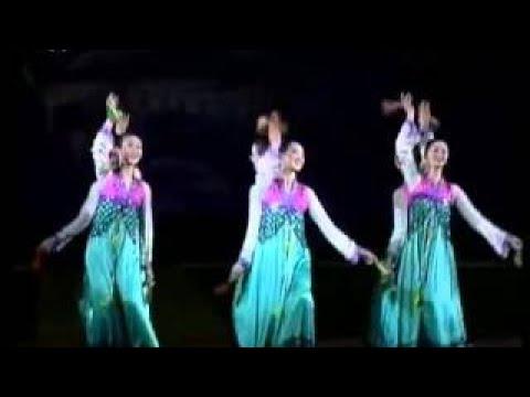 Mansudae Art Troupe Bell Dance