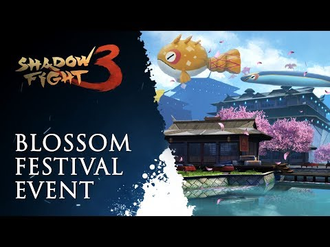 Shadow Fight 3 New Cherry Blossom Event Available Now