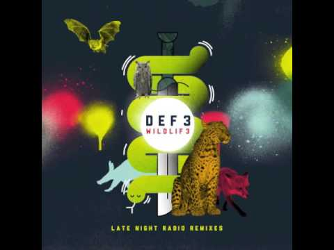 Def3 - Recipe Destiny Feat. Claire Mortifee ( Late Night Radio Remix )