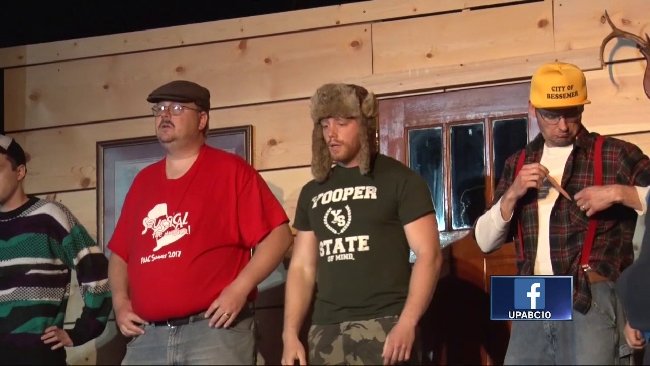 3rd annual Mr  UP Pageant celebrates Yoopers - ABC 10/CW 5