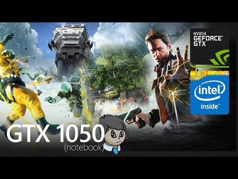 GTX 1050 Gaming \ 15 Games in 10 Min \