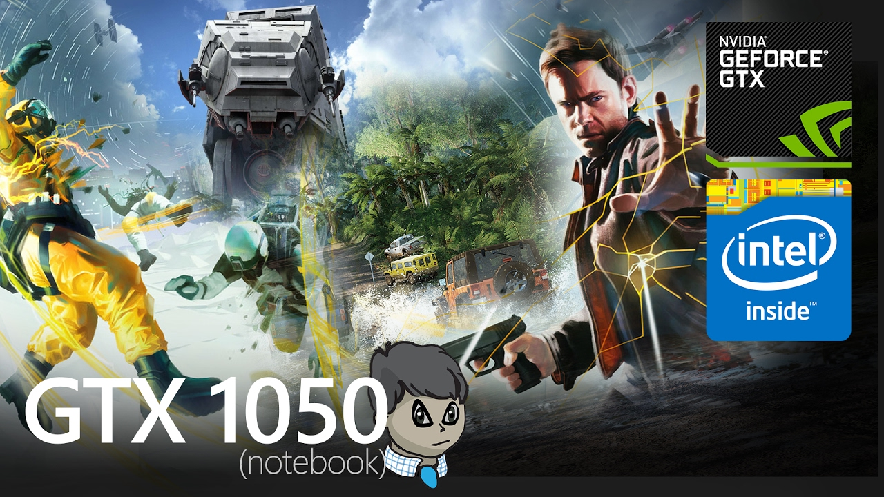Notebook samsung games - Gtx 1050 Gaming 15 Games In 10 Min Gta V Battlefield 1 Resident Evil 7 And More