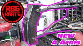 Download Video Off Road Buggy A Arm Rebuild & Knuckles MP3 3GP MP4