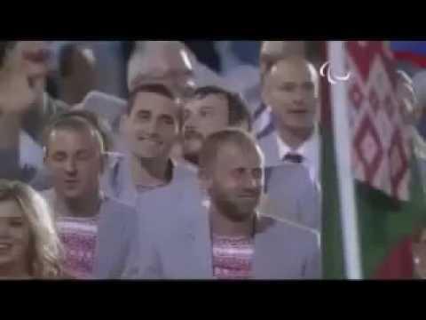 МИД Беларуси прокомментировал появление российского флага на церемонии открытия Паралимпиады в Рио