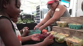 Summer Learning - USDA Farmers Market