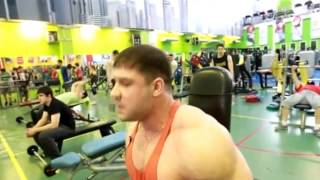 Круговая тренировка. Виталий Фатеев для Body Mania!