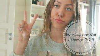 ♡hverdagssminke Sommer 2014♡ Thumbnail