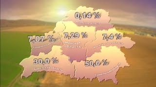 Массовый сев зерновых в Беларуси  в Брестской области засеяно треть площадей