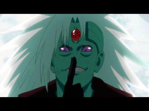«Да наступит мир, Вечного Цукуёми» / Мадара активирует Вечное Цукуеми
