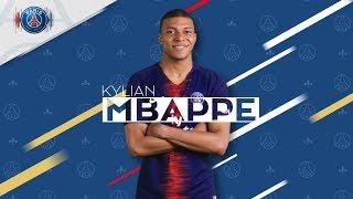 BEST-OF 2018/2019 : KYLIAN MBAPPE
