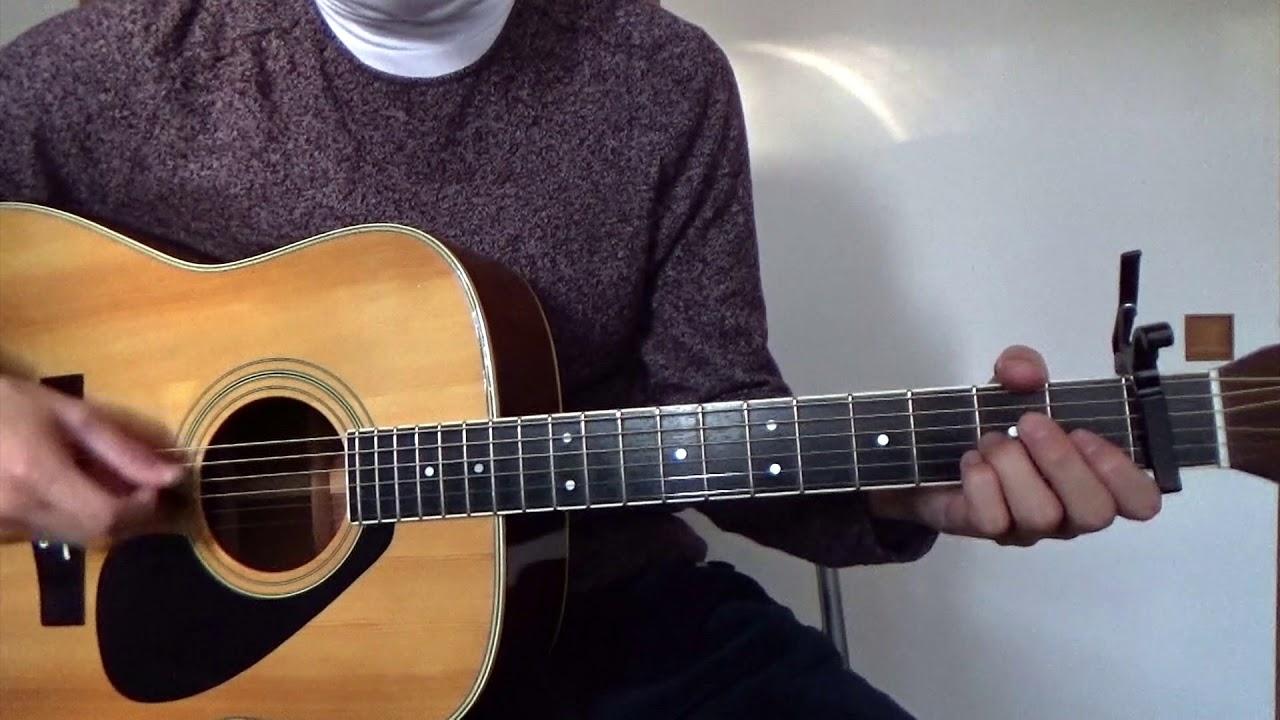 Oh Yoko   John Lennon   Guitar