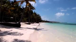 Доминикана дикий пляж Пунта Кана