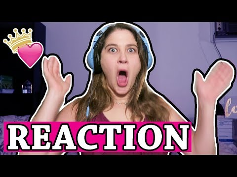 Taylor Swift Reputation REACTION - King Of My Heart and So It Goes