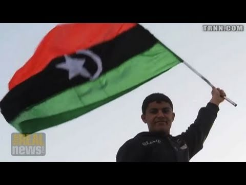TRNN EXCLUSIVE: Pro-Gaddafi Forces Attack Brega