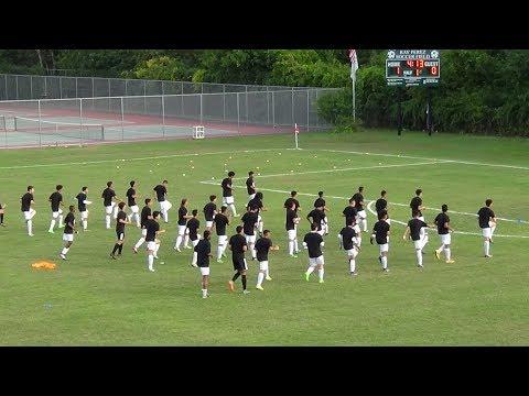 Suffolk County Boys Soccer Quarter Finals Brentwood vs Whitman 10 25 2017