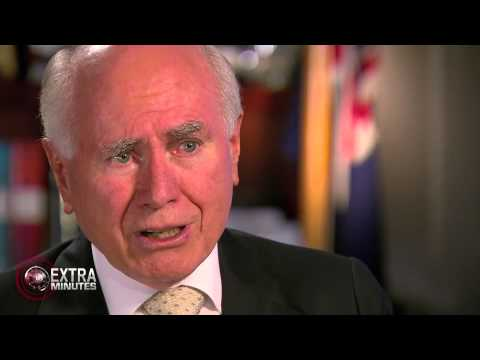 EXTRA MINUTES | Extended interview with former PM, John Howard