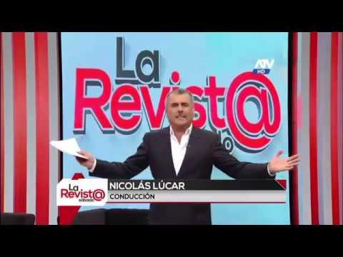 """""""IDEOLOGÍA DE GÉNERO"""", BEATRÍZ MEJÍA vs CARLOS BRUCE (ATV 15.Abr.17)"""