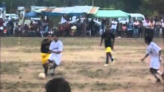 Las Lajas, Mercenarios Campeon 2012