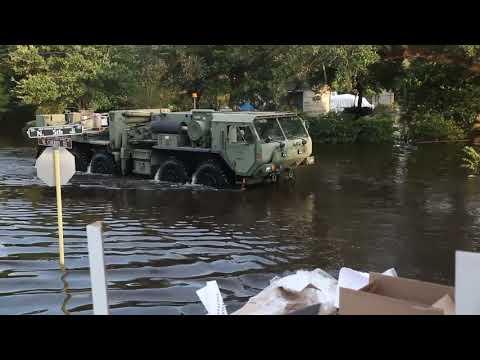 Parts Of Texas Still Underwater 11 Days After #Hurricaneharvey