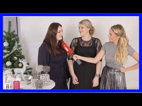 Styling-tutorial: merry christmas: in diesem glamour-outfit wird weihnachten zum fest!