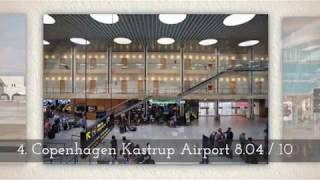 Top 20 Airports Worldwide