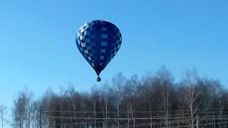Воздушный шар над Ступино